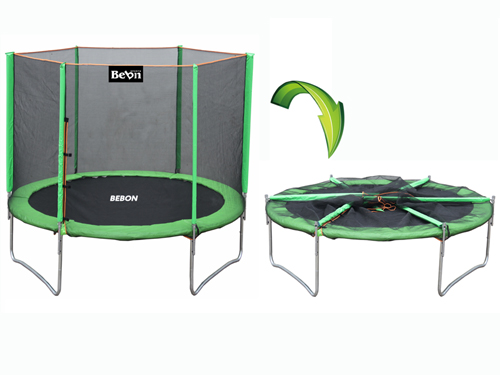 10FT Foldable Trampoline
